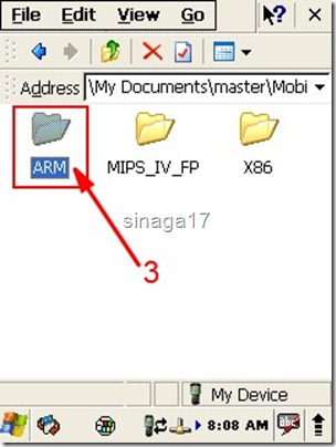 VNC Windows CE 3