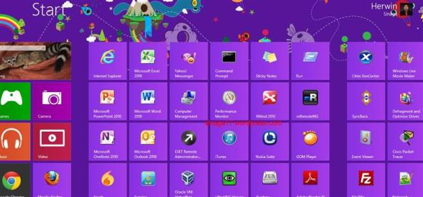shortcut windows 8 1