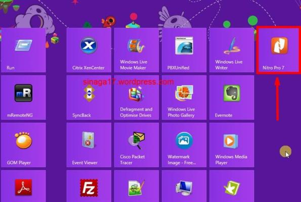 shortcut windows 8 4
