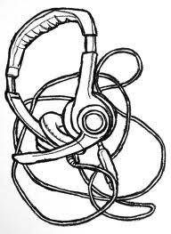 Headphone Headset Handsfree Earphone