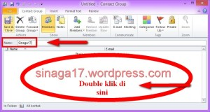 Cara import contact email dari excel ke outlook (3)