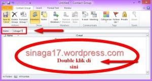 Cara import contact email dari excel ke outlook (3)