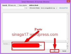 Cara import contact email dari excel ke outlook (6)