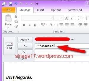 Cara import contact email dari excel ke outlook (9)