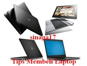 tips membeli laptop