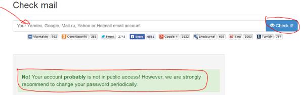 gmail yahoo isleaked